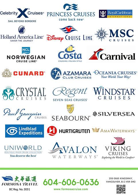 Formosa Travel Cruise Companies