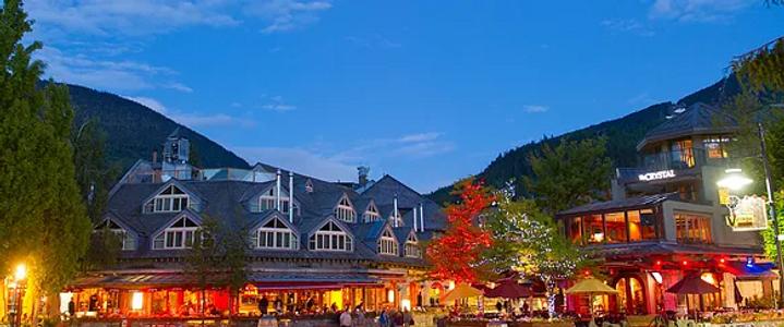 Whistler Tour
