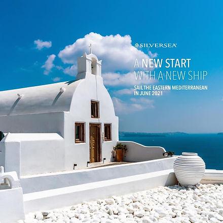 海遊輪銀 6/18重啓遊輪。全新的銀月號 在希臘 上下船。航行於東地中海。 大華旅遊官網 https://www.formosacruise.com/ #遊輪 #重啓遊輪 #銀海遊輪 #銀月號 #愛琴海遊輪 #東地中海遊輪 #大華旅遊 Welcome back aboard! We are thrilled to announce that Silversea will resume sailing from June 18, 2021! Sales opened today for nine brand-new voyages aboard our brand-new ship, Silver Moon. She will cruise to the Eastern Mediterranean, stopping at iconic ports including Santorini, Mykonos, Cyprus and Haifa. Learn more and book your cruise today! https://fal.cn/3eK9n #ThisIsSilversea