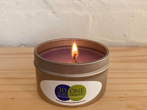 OFS 30th Year Commemorative Candle