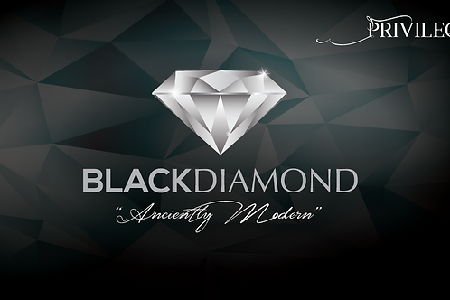 BLACK DIAMOND PRIVILEGE CARD