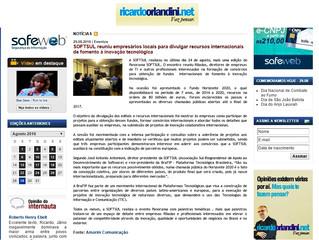 SOFTSUL reuniu empresários locais para divulgar recursos internacionais de fomento à inovação tecnol