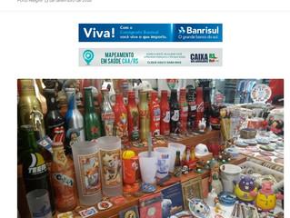 Porto Alegre: Feira no Shopping João Pessoa oferece antiguidades e colecionáveis ao público