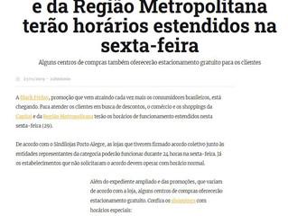 Black Friday: Shopping João Pessoa com horários especiais