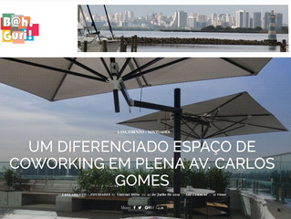 Um diferenciado espaço de coworking em plena Av. Carlos Gomes