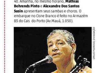 Música sobre o Guaíba