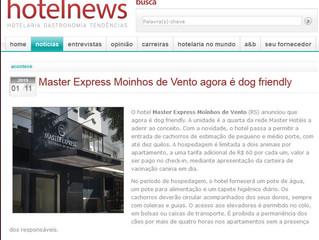 Master Express Moinhos de Vento agora é dog friendly