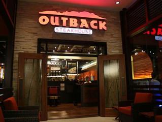 Outback Steakhouse confirma chegada à Canoas no Rio Grande do Sul e abre 70 vagas de emprego