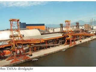 TMSA completa 50 anos concluindo mega obra no Uruguai