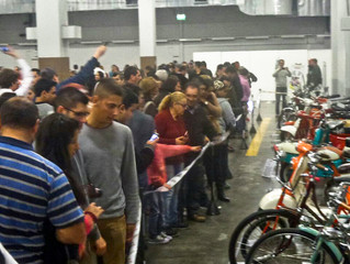 Exposição de Carros Antigos promovida pelo Veteran Car Club do Brasil RS reúne mais de 40 mil pessoa
