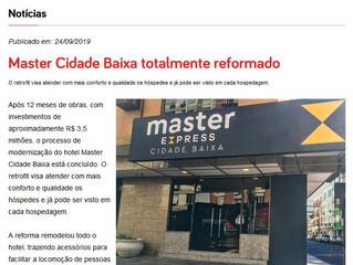 Master Cidade Baixa totalmente reformado