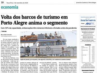 Barco Cisne Branco - Jornal do Comércio