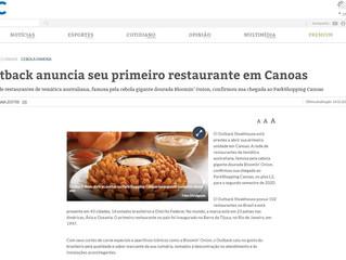 Outback anuncia seu primeiro restaurante em Canoas