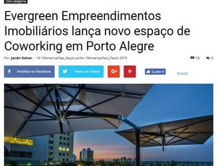 Evergreen Empreendimentos Imobiliários lança novo espaço de Coworking em Porto Alegre