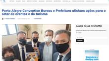 Porto Alegre Convention Bureau e Prefeitura alinham ações para o setor de eventos e do turismo