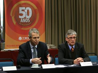 TMSA completa 50 anos comemorando a conclusão da segunda maior obra de sua história