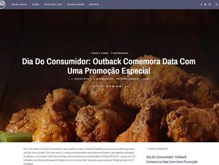 Dia Do Consumidor: Outback Comemora Data Com Uma Promoção Especial