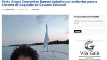 Porto Alegre Convention Bureau trabalha por melhorias para o Sistema de Cogestão do Governo Estadual