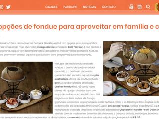 Férias: opções de fondue para aproveitar em família e com amigos