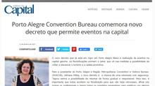 Porto Alegre Convention Bureau comemora novo decreto que permite eventos na capital