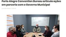 Porto Alegre Convention Bureau articula ações em parceria com o Governo Municipal