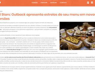 All Stars: Outback apresenta estrelas do seu menu em novas versões