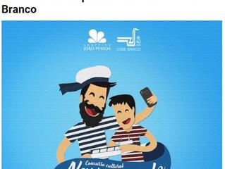 Ação de Dia dos Pais do Shopping João Pessoa oferece passeio no Barco Cisne Branco