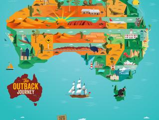 Outback leva fãs à uma jornada virtual pela Austrália em busca de prêmios