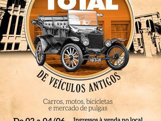 Veteran Car Club do Brasil RS realiza II EXPO TOTAL com mais de 200 veículos antigos