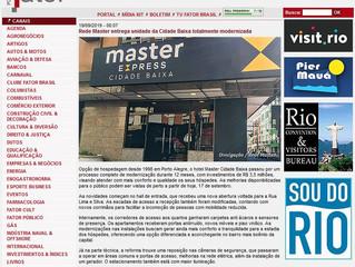 Rede Master entrega unidade da Cidade Baixa totalmente modernizada