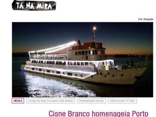 Cisne Branco homenageia Porto Alegre em março
