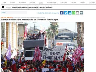 Eventos marcam o Dia Internacional da Mulher em Porto Alegre