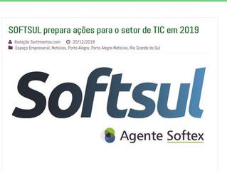 SOFTSUL prepara ações para o setor de TIC em 2019