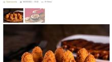 O RETORNO: Outback traz coxinha de costela e S'mores de KitKat® de volta ao menu