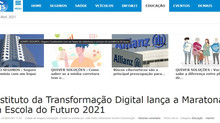Instituto da Transformação Digital lança a Maratona da Escola do Futuro 2021