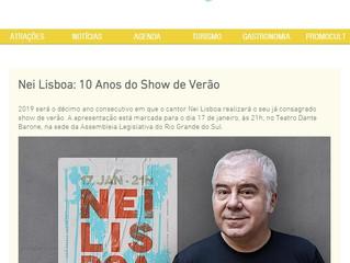 Nei Lisboa: 10 Anos do Show de Verão