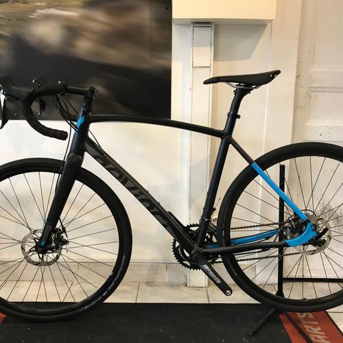 2016 Interbike Devinci Hatchet Carbon Di2 Gravel Bike – name
