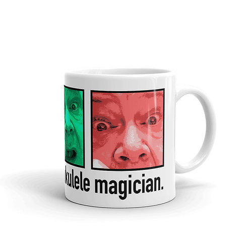 Not your usual mug.