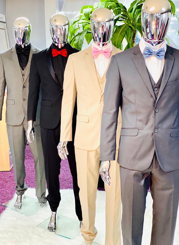Suit ,Tuxedo, Men services Ect
