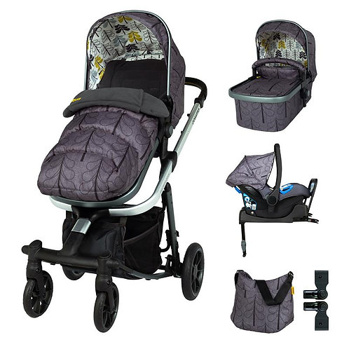 Cosatto Giggle Quad Everything isize  Bundle (Fika Forest)