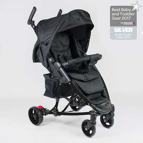 Roma Rizzo Pushchair - Black Betty