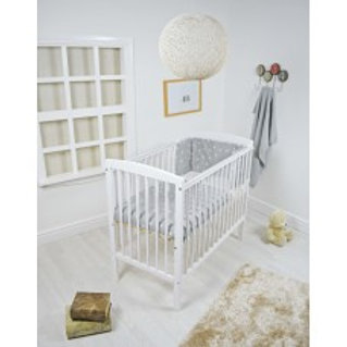 Cuddles Collection Space Saver Cot