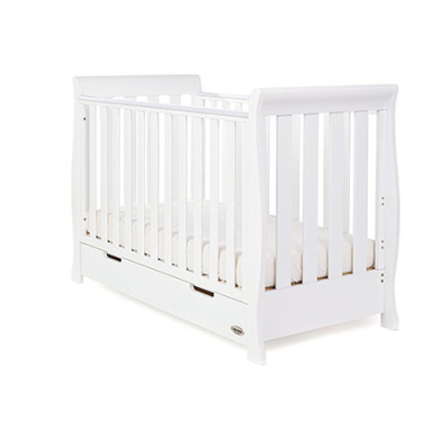 STAMFORD MINI SLEIGH COT BED