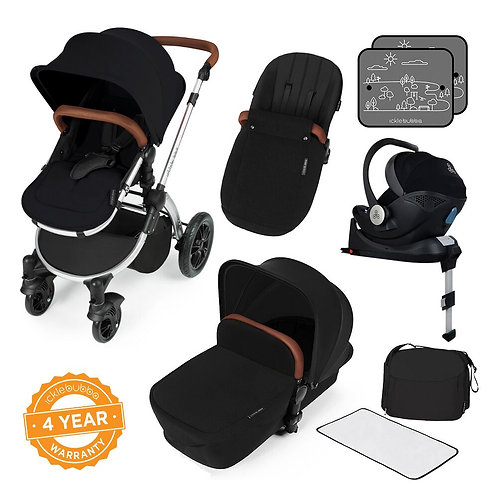 Stomp V3 i-Size All in One with Isofix Base