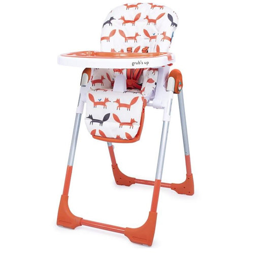Cosatto Noodle 0+ Highchair (Mister Fox)