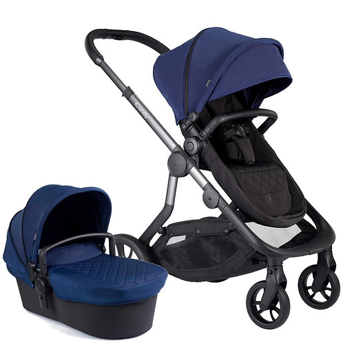 iCandy Orange Pushchair &carrycot ( indigo)