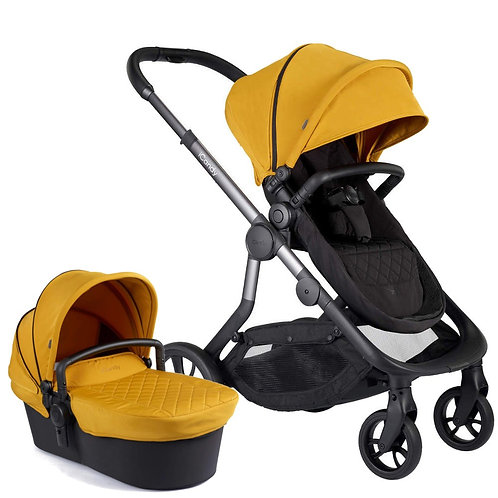 iCandy Orange Pushchair & Carrycot (Harvest)