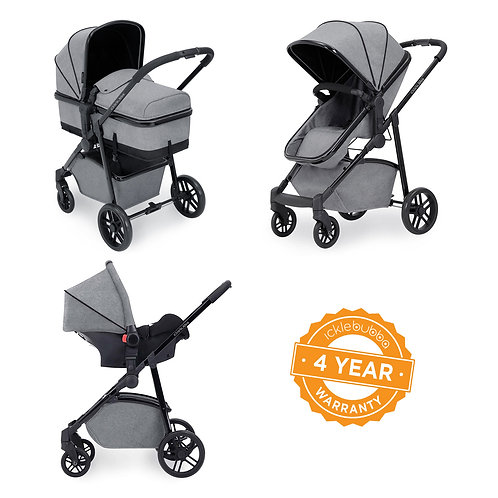 Moon 3 in 1 Travel System