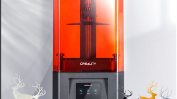 Creality Ld002h Monochrome LCD HD Resin 3D Printer