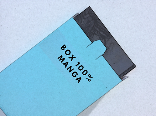 BOX 100% MANGA